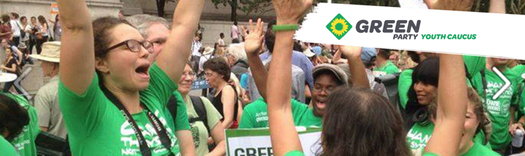 image of Young Greens US - Actions